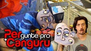 Quando o artista encontra o personagem! - PERgunte pro CANGURU