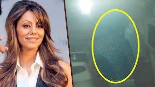 Why Is Shah Rukh Khan's Wife Gauri Khan HIDING Below Car Seat