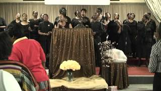 Apostle Kabelo Moroke Black Man on a Chariot 1