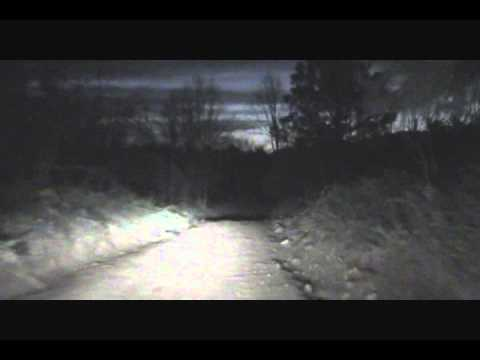NIGHT DRIVE THROUGH BIGFOOT HOT ZONE 4 MARCH 2011.wmv