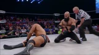 TNA - Basile Baraka vs Ethan Carter III