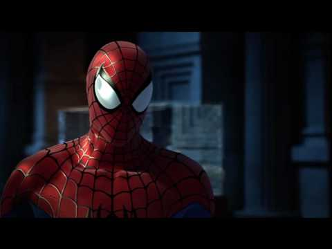 Spider Man Shattered Dimensions Walkthrough Hard Tutorial PS3 Xbox 360 Wii PC HD