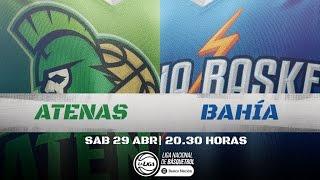 Liga Nacional: Atenas vs. Bahía Basket | #LaLigaEnTyC