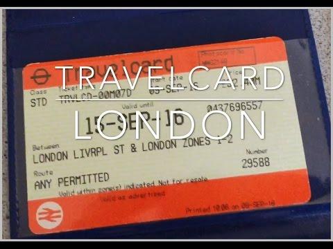 London Tipps - TRAVELCARD oder OYSTER CARD? Hilfe bei der richtigen Ticket Wahl