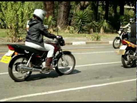 Aula de Moto Ibirapuera em Sampa