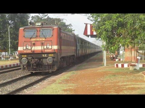 SER: 12768 Santragachi -  H  Sahib Naned & 18030 Shalimar - Mumbai LTT Kurla Express
