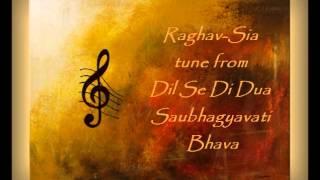 Bole na Bole na kuchh (Raghav-Sia) tune from Dil Se Di Dua Saubhagyavati Bhava (DSDDSB)