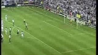 Alan Shearer's Testimonial - Shearer's Penalty