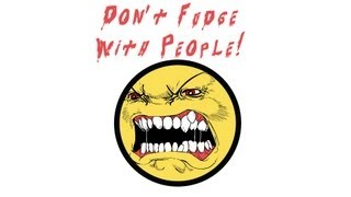 Don't Fudge With People ★DSVD★ David Spates video diary # 43