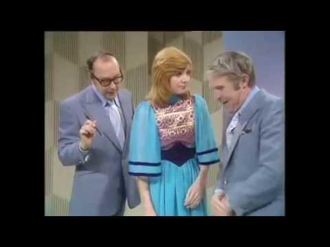 Cilla Black on The Morecambe & Wise Show (1971)
