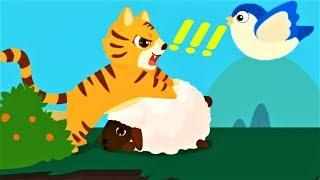 Baby Explore Tree-Dwelling Animal Habits - Fun Educational Children Game