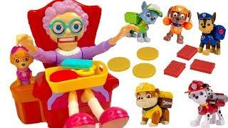 Paw Patrol Plays Fun Greedy Granny Board Game | Fizzy Fun Toys