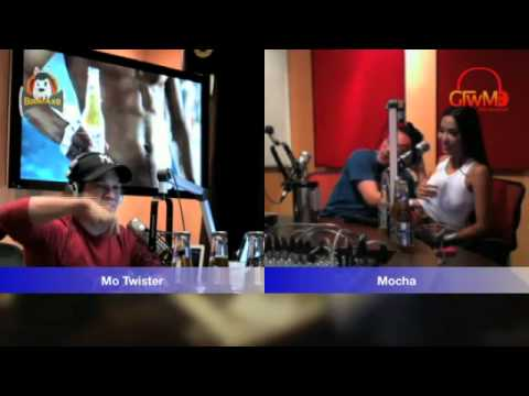 Mo Twister and Dr. Gan nilamas Boobs ni Mocha GTWM 31 February 23 2011 Mocha