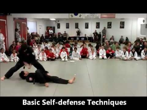 DMA Self-defense Test 2013 / Dynamic Martial Arts of Buford