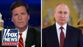 Media accuses Tucker of pushing
