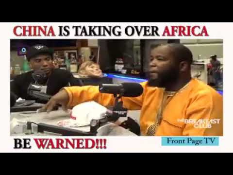 China is slowly taking over the Caribbean and Africa. Exposed !!!