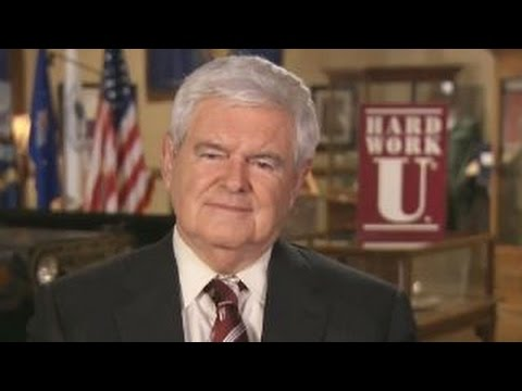 Newt Gingrich blasts Clinton s level of corruption