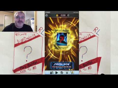 1st Fusion of S3!! The Last Point of RTG Randy Orton!! WWE Supercard #86