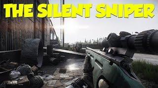 THE SILENT SNIPER - Escape From Tarkov