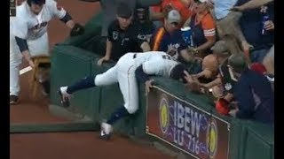 MLB Plays in the Stands 2017