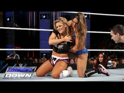 Natalya vs. Nikki Bella: SmackDown, January 15, 2015