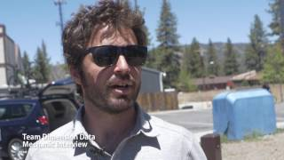 Team Dimension Data Interview at Tour of California