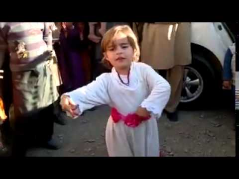 Pakistani Cute Girls Dance with Pashto Music by SunoFm