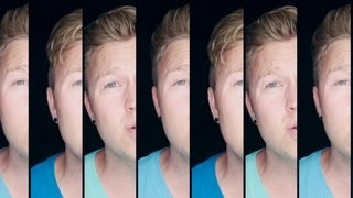 Justin Timberlake - Tunnel Vision - Cover by Adam Stanton