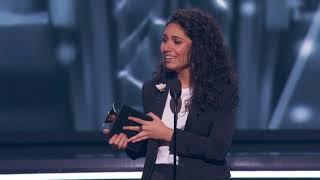 Alessia Cara Wins Best New Artist | Acceptance Speech | 60th GRAMMYs