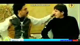 احلي فشخ وبعابيص لميسي  في قناة ارجنتينية MESSI FUCKED ON TV