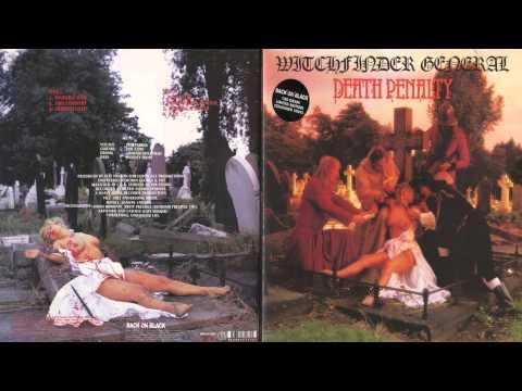 Witchfinder General - Death Penalty (Full Vinyl LP Album) [1982]