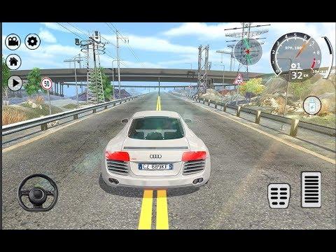 Xxx Mp4 Drift Simulator Audi R8 Sports Car Racing Games Android Gameplay FHD 3gp Sex