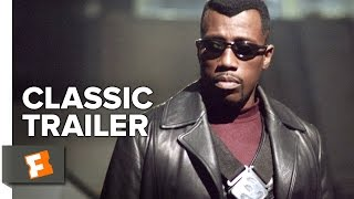 Blade: Trinity (2004) Official Trailer - Wesley Snipes, Ryan Reynolds Movie HD