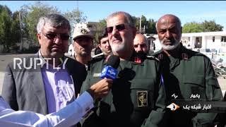Iran: Chabahar secured following deadly car bomb - IRGC