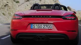 Porsche 718 Boxster S 2017, Press Film