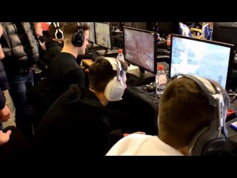 EGL Open - Day 1 Vlog!   Rampage Tempo Highlights!