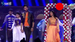 JHOOM | Roshan Rikto | Sarika | Meril Prothom Alo award ceremony | 2017