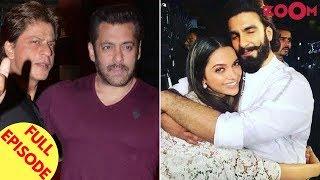 SRK, Salman To Treat With Zero Teaser On Eid | Ranveer, Deepika