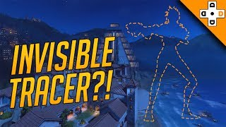Overwatch Funny & Epic Moments 148 - INVISIBLE TRACER?! - Highlights Montage