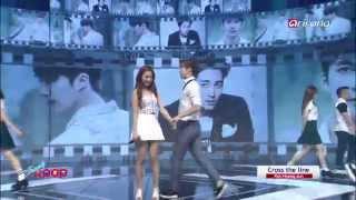Simply K-Pop - Kim Hyung Jun(김형준) _ Cross the line - Ep.179 / 2015-09-04