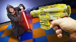 NERF Dungeons & Dragons | Star Wars Challenge!