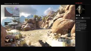 Black ops 3 vdeo