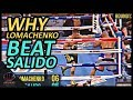 Download Video Download Why Vasyl Lomachenko Beat Orlando Salido (Landed Punches Count) 3GP MP4 FLV