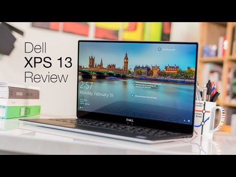 Dell XPS 13 2018 review