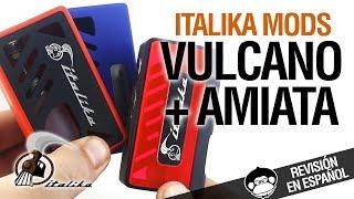 ITALIKA MODS - Vulcano y Amiata + nuevo 20700 / BF CALENTITOS / revisión