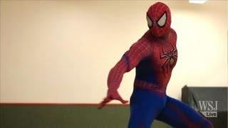 Extreme Spider-Man Workout: