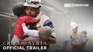 Cries From Syria Trailer (HBO Documentary Films)