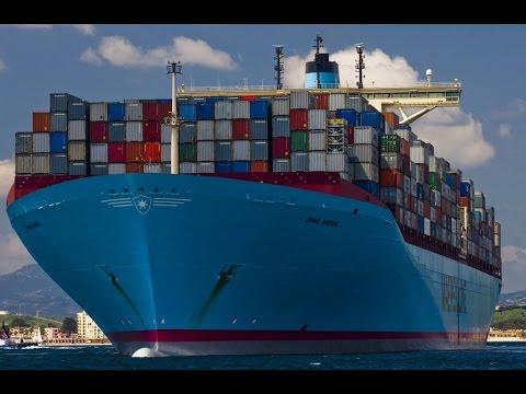 Megaestructuras Barcos El Barco Más Grande del Mundo Gigantes Documental Completo