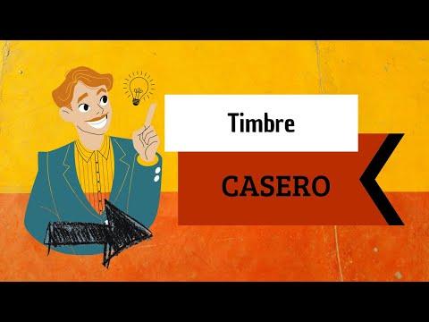 TIMBRE 3ºESO