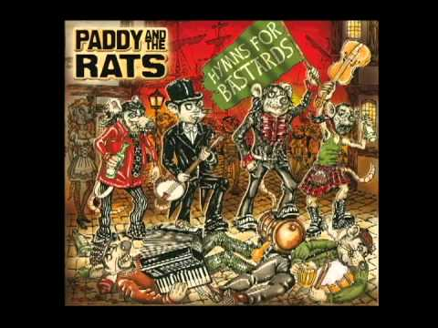 Paddy and the Rats - Brotherhood (official audio)
